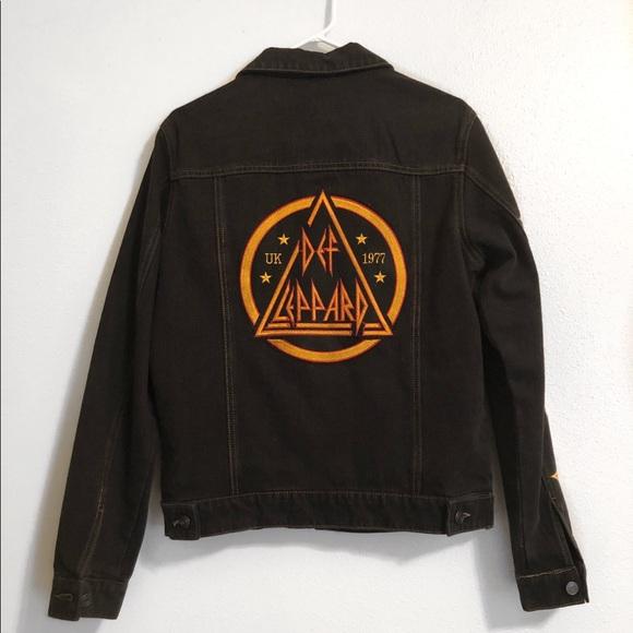 1af6f3752c Def Leppard Jackets   Coats